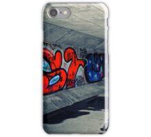 Graffiti Tunnel Part 2 iPhone Case/Skin