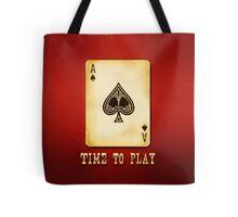 As Spade Tote Bag