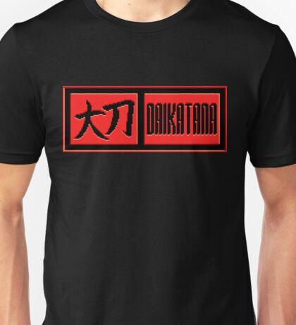 Daikatana - Gameboy Color Title Screen Unisex T-Shirt