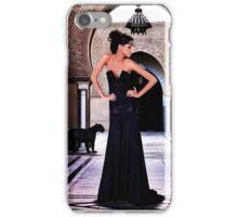 High Fashion Fine Art Print iPhone Case/Skin