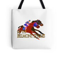 Belmont Stakes 2015 Tote Bag