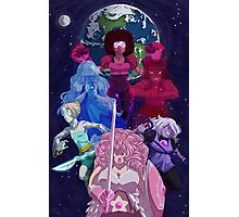 Crystal Gem Warriors Photographic Print