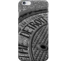 Detroit Edison iPhone Case/Skin
