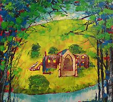 'Bolton Abbey' by Martin Williamson (©cobbybrook)