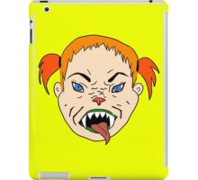 Animal: Opik (color) iPad Case/Skin