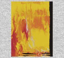 Lemon Yellow Sun One Piece - Long Sleeve