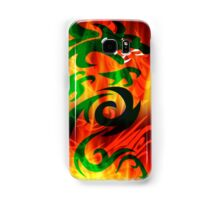 DRAGON IN FLAME Samsung Galaxy Case/Skin