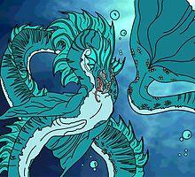 Sea Dragon by AquaMarine21