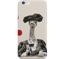 Anthropomorphic N°1 iPhone Case/Skin