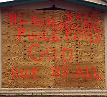 God help us all by Larry  Grayam
