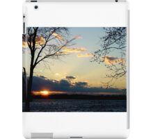 Beverly, NJ Shoreline iPad Case/Skin