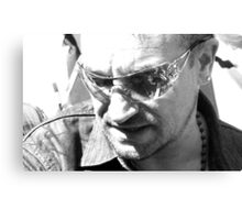 Ummm... Bono! Canvas Print