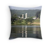 Reflecting Throw Pillow
