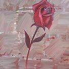 'Memory of the Rose' by Shahida  Parveen