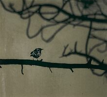 Sanskrit Bird  by Elena Ray
