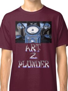 Motorcycle 1 Classic T-Shirt