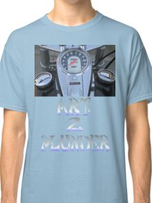 Motorcycle 2 Classic T-Shirt