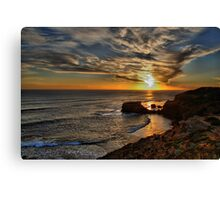 St Pauls Cliff Top Canvas Print