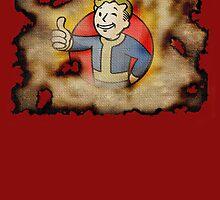 Fallout Battle Standard by Biker