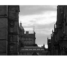 Bank of Scotland , Cockburn St. Photographic Print