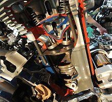 Engine Detail by Tim Watts