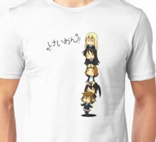 K-on Totem Pole Unisex T-Shirt