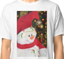 Frosty Christmas 1 Classic T-Shirt