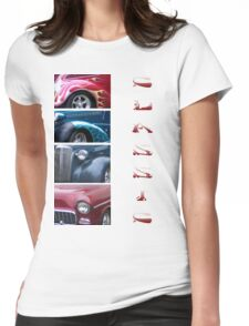Classics 6 Womens Fitted T-Shirt