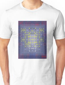 The Machine in Progress version 2 sticker atlternative 2 Unisex T-Shirt