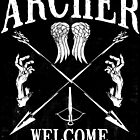 The Archer by 126p13