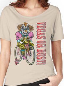 Evil Clown T Shirt Vegas or Bust Women's Relaxed Fit T-Shirt