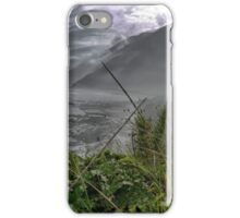 The Calm after the Storm iPhone Case/Skin