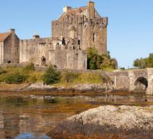 Eilean Donan Castle Sticker