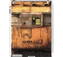 Waste Allocation Load Lifter – Earth Class (WALL E) iPad Case/Skin