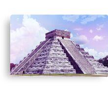El Castillo Canvas Print