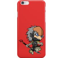 Chibi Raiden iPhone Case/Skin