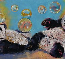 Bubbles by Michael Creese