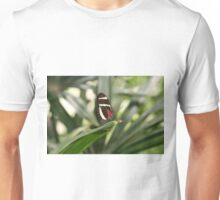 Tiny Butterfly With Striking Color Unisex T-Shirt