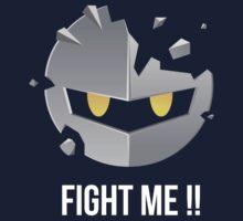 Meta Knight FIGHT ME! by franckrodri
