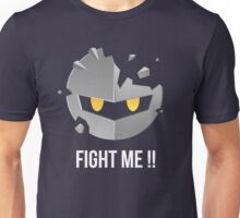 Meta Knight FIGHT ME! Unisex T-Shirt