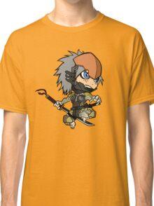 Chibi Raiden Classic T-Shirt