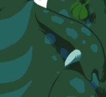 Lickisaur Sticker