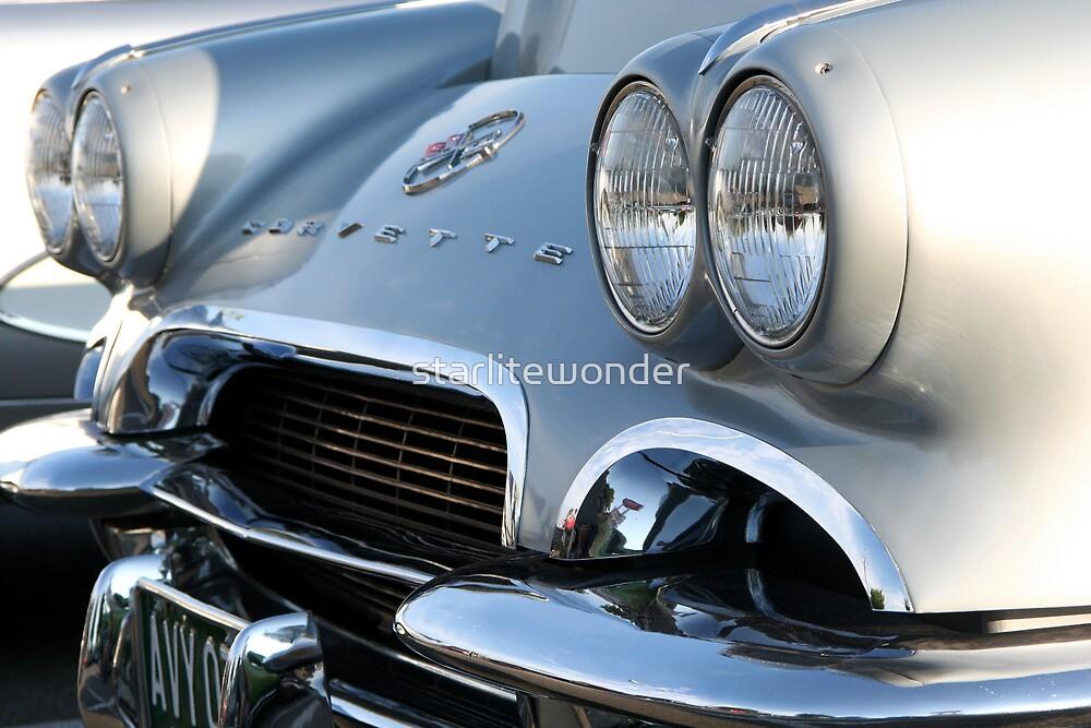 Corvette Chrome by starlitewonder