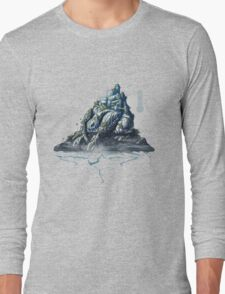 The Game of Kings, Wave Four: The White King's Rook Long Sleeve T-Shirt