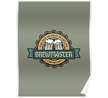 WoW Brand - Brewmaster Monk Poster