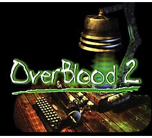 Overblood 2 Cover Photographic Print