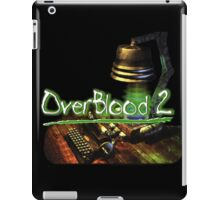 Overblood 2 Cover iPad Case/Skin