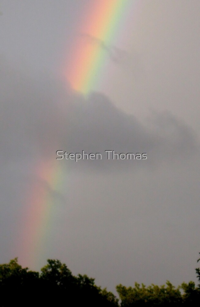 Pierced by color by Stephen Thomas