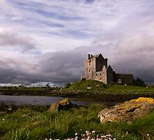 Dunguaire Castle, County Galway by Deb Snelson