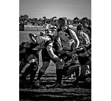 Rams Maul Photographic Print